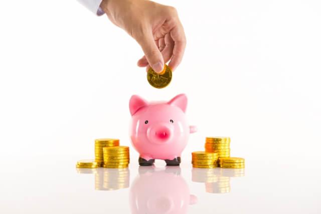 筋トレ貯金のイメージ