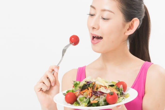 IGFの食事指導のイメージ