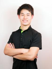 岡島代表トレーナー